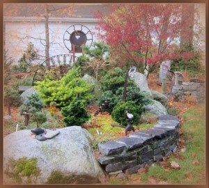2014 final blog - CD fall garden