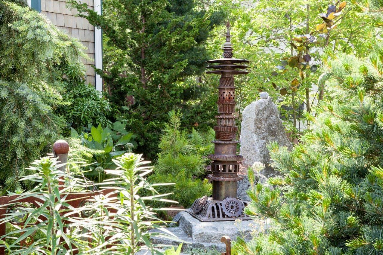 Coníferas de colores para su jardín de invierno - Southern Living