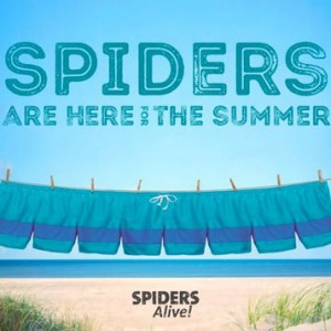 Spiders Alive Ad 2